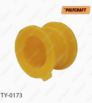 Поліуретанова втулка стабілізатора (переднього) D=43 mm.  ty0173
