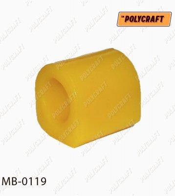 Поліуретанова втулка стабілізатора (заднього) D=22 mm.   mb0119