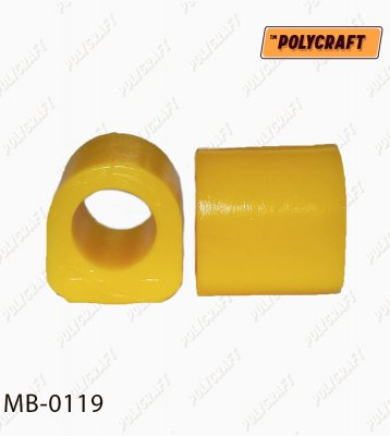 Полиуретановая втулка стабилизатора (заднего) D = 22 mm. mb0119