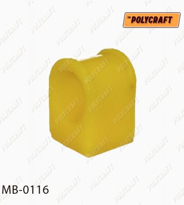 Поліуретанова втулка стабілізатора (переднього) D=25 mm.  mb0116