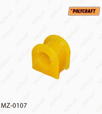 Поліуретанова втулка стабілізатора (переднього) D=22 mm.  mz0107