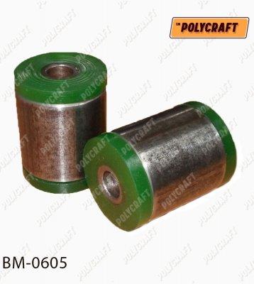 Поліуретановий сайлентблок заднього (нижнього) важеля (задній)  bm0605