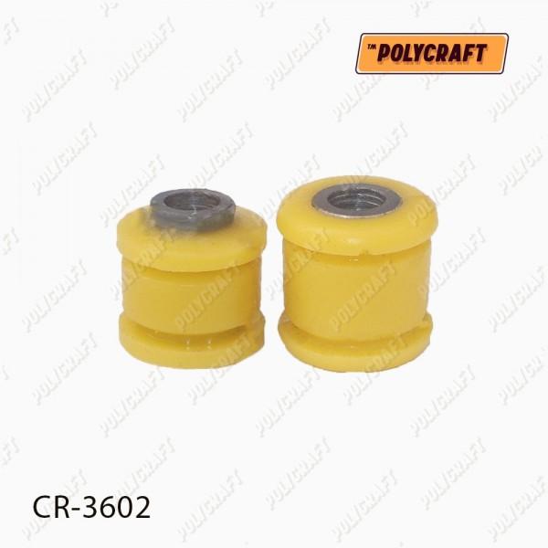 Комплект поліуретанових сайлентблоків стійки стабілізатора (заднього)