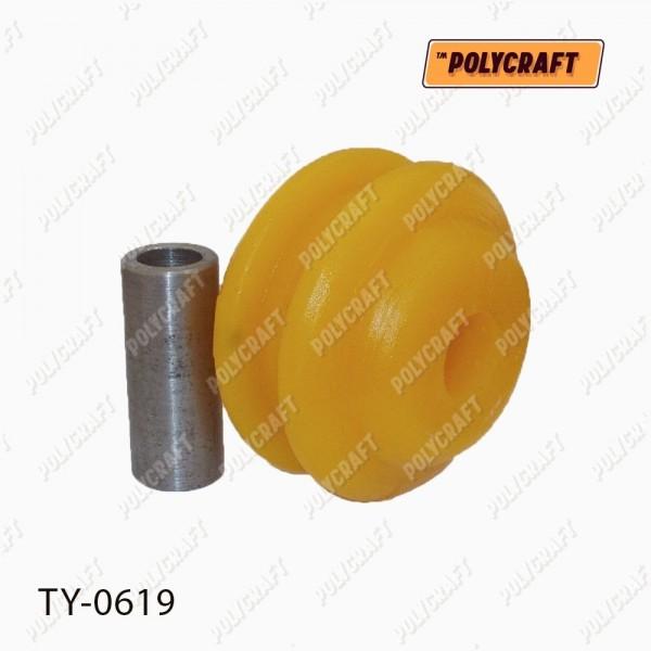 Полиуретановый сайлентблок переднего рычага (задний)