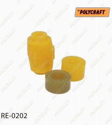 Ремкомплект поліуретанових втулок стійки стабілізатора (переднього)  re0202