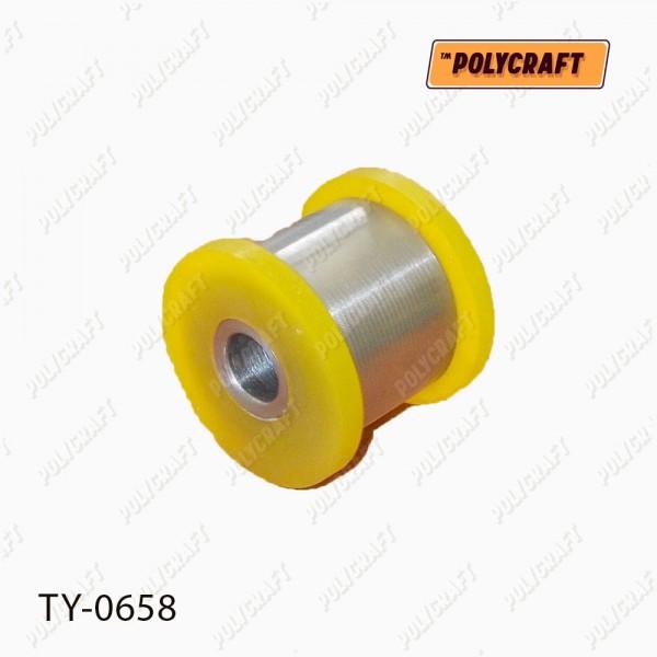 Поліуретановий сайлентблок задньої поперечної тяги   D=42 mm.