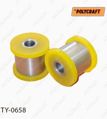 Поліуретановий сайлентблок задньої поперечної тяги   D=42 mm.  ty0658