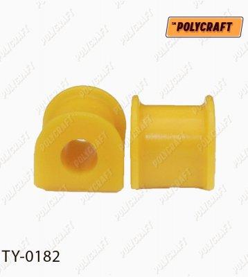 Полиуретановая втулка стабилизатора (заднего) D = 20 mm. ty0182