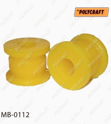 Поліуретанова втулка стабілізатора (заднього) D=19 mm.   mb0112