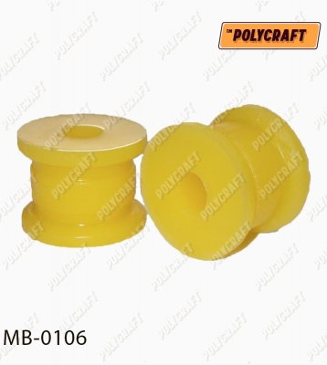 Поліуретанова втулка стабілізатора (заднього) D=16 mm.  mb0106