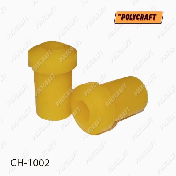 Поліуретанова втулка задньої ресори (задня)  D=24 mm.