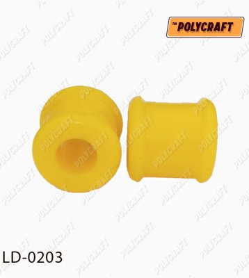 Поліуретанова втулка стійки стабілізатора переднього  D = 16 мм. ld0203
