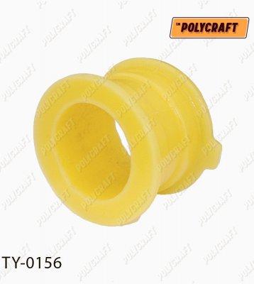 Полиуретановая втулка стабилизатора (переднего) D = 47 mm. ty0156