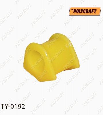 Поліуретанова втулка стабілізатора (переднього) D=25 mm.  ty0192