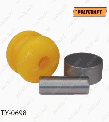 Поліуретановий сайлентблок важеля переднього (задній)  ty0698