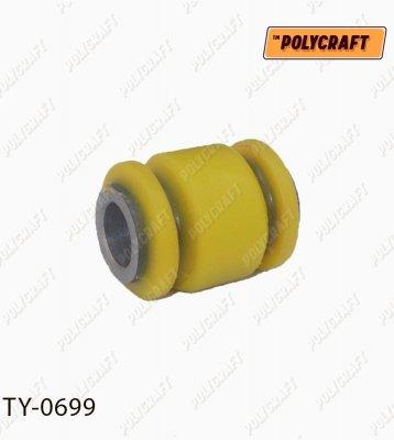 Полиуретановый сайлентблок задней поперечной тяги ty0699