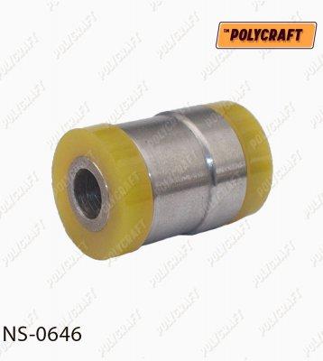Полиуретановый сайлентблок заднего нижнего подпружинного рычага (к кузову) ns0646