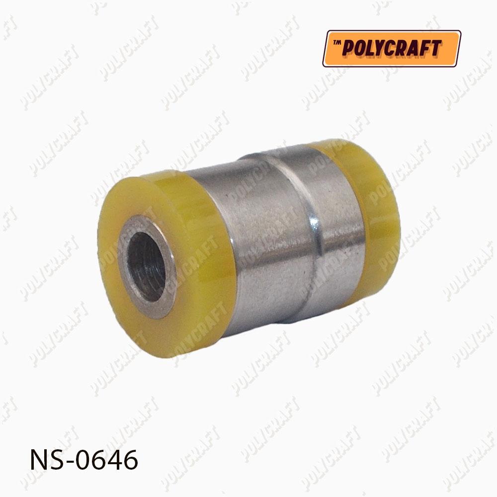 Полиуретановый сайлентблок заднего нижнего подпружинного рычага (к кузову)