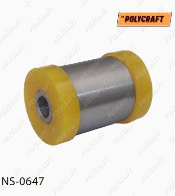 Поліуретановий сайлентблок заднього нижнього підпружинного важеля (в цапфу)  ns0647