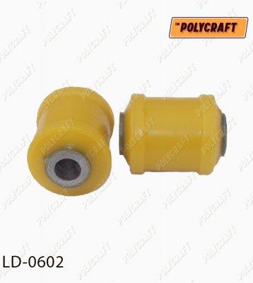 Поліуретановий сайлентблок переднього важеля внутрішній   ld0602