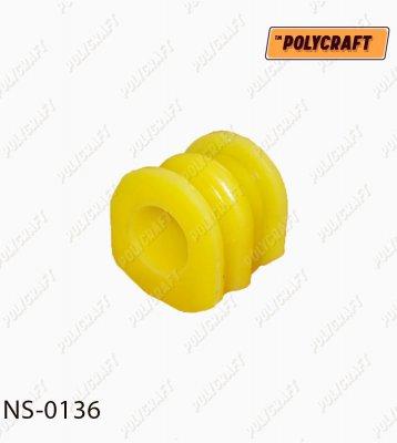 Поліуретанова втулка стабілізатора (заднього) D=23,5 mm.  ns0136