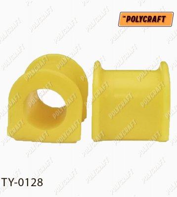 Поліуретанова втулка стабілізатора (переднього) D=23 mm.  ty0128