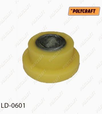 Полиуретановый сайлентблок переднего рычага внешний 2108-2904046 ld0601