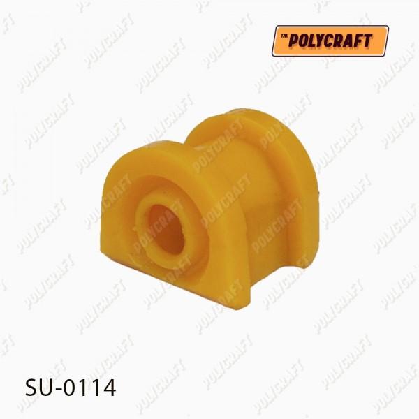 Полиуретановая втулка стабилизатора (переднего) D = 23 mm. ( Для стабилизатора CUSCO)