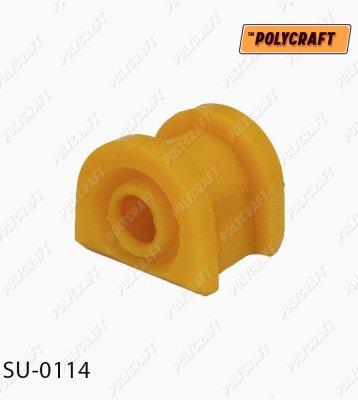 Полиуретановая втулка стабилизатора (переднего) D = 23 mm. ( Для стабилизатора CUSCO) su0114