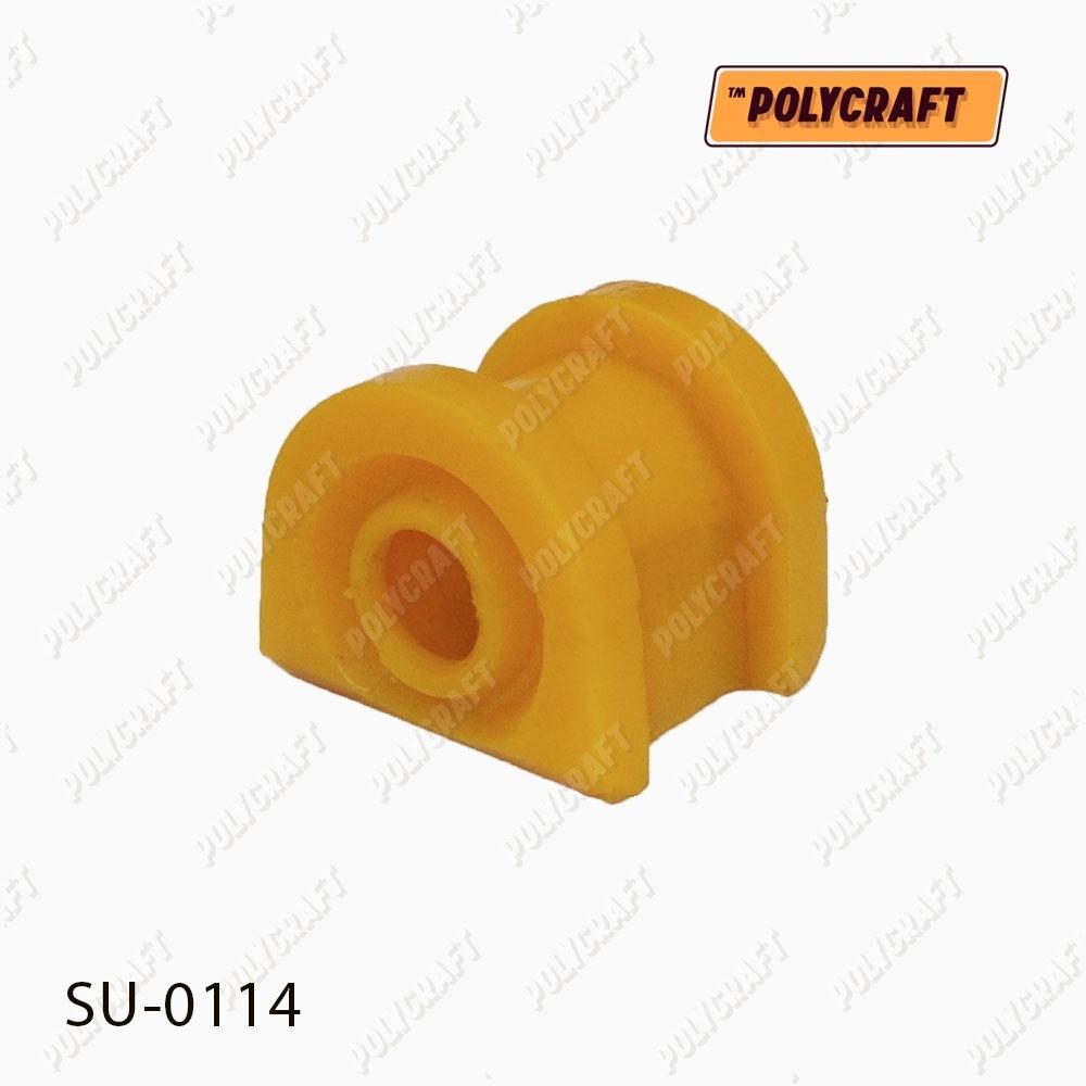 Поліуретанова втулка стабілізатора (переднього) D=23 mm.  ( Для стабілізатора CUSCO)