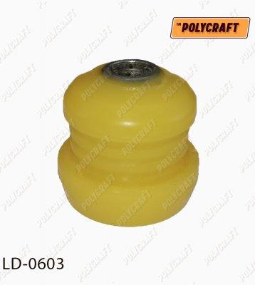 Поліуретановий сайлентблок передньої підвіски, повздовжнього важеля (задній)  ld0603