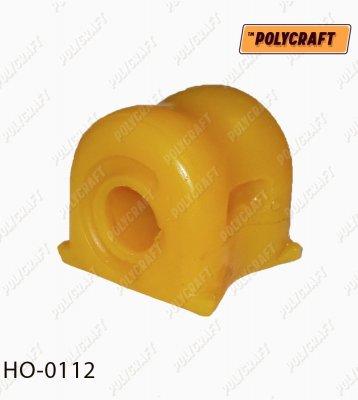 Полиуретановая втулка стабилизатора (переднего) левая D = 20 mm. ho0112