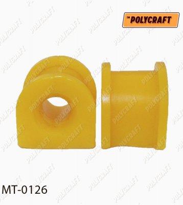 Полиуретановая втулка стабилизатора (заднего) D = 1817 mm. mt0126