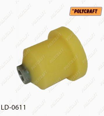 Поліуретановий сайлентблок задньої балки  D=47 mm.  ld0611