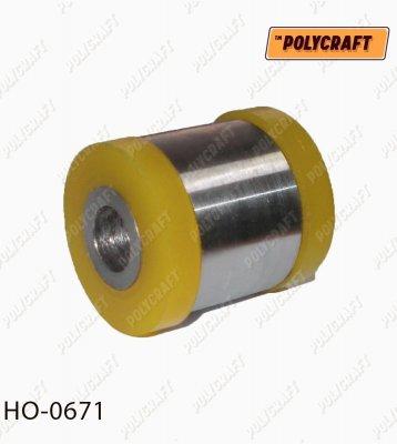 Полиуретановый сайлентблок заднего амортизатора (нижний)/поперечной тяги ho0671