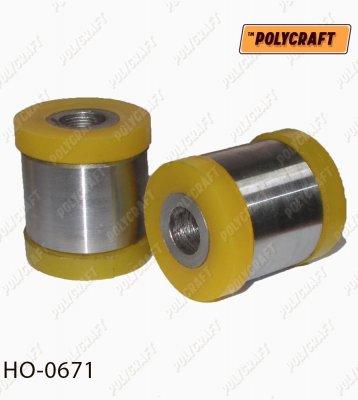 Поліуретановий сайлентблок заднього амортизатора (нижній)/поперечної тяги ho0671