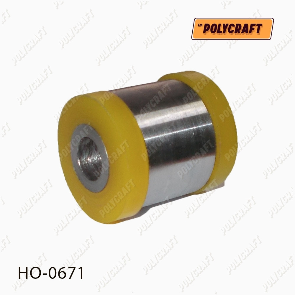 Поліуретановий сайлентблок заднього амортизатора (нижній)/поперечної тяги
