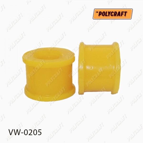 Полиуретановая втулка стойки стабилизатора (переднего) D = 16 мм.