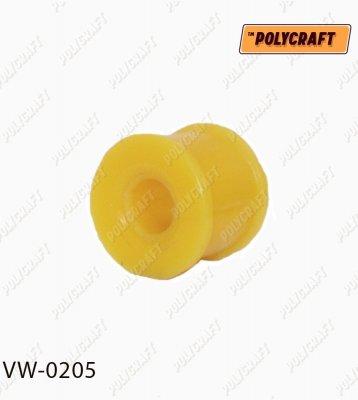 Полиуретановая втулка стойки стабилизатора (переднего) D = 16 мм. vw0205