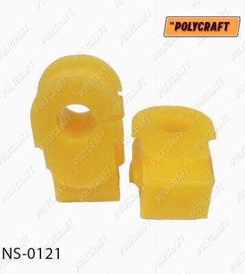 Поліуретанова втулка стабілізатора (переднього) D=22 mm.   ns0121