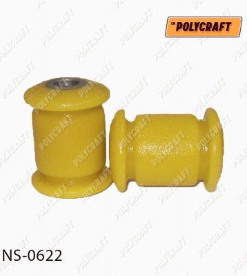 Поліуретановий сайлентблок важеля переднього (передній)  ns0622
