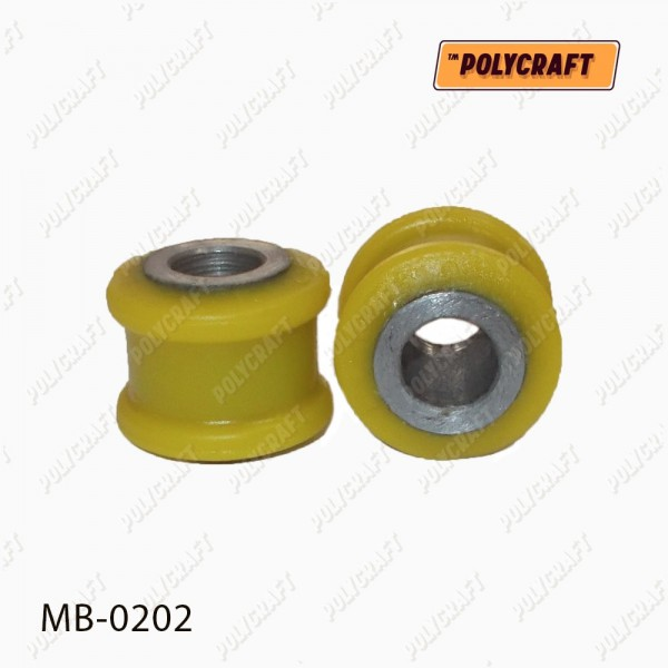 Поліуретановий сайлентблок стійки стабілізатора (заднього)  D=26 mm.