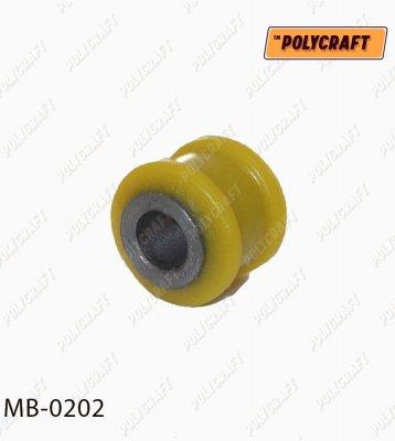 Поліуретановий сайлентблок стійки стабілізатора (заднього)  D=26 mm. mb0202