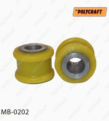 Полиуретановый сайлентблок стойки стабилизатора (заднего)   D=26 mm. mb0202
