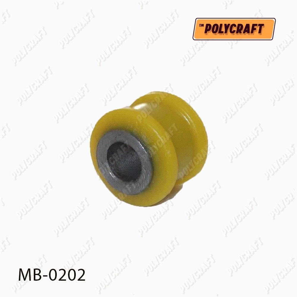 Полиуретановый сайлентблок стойки стабилизатора (заднего)   D=26 mm.