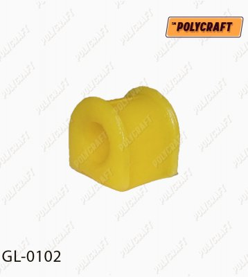 Полиуретановая втулка стабилизатора (заднего) D = 16 mm. gl0102