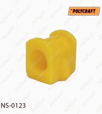 Полиуретановая втулка стабилизатора (переднего) D = 18 mm. ns0123
