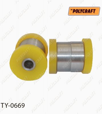 Полиуретановый сайлентблок рычага переднего (верхнего) ty0669