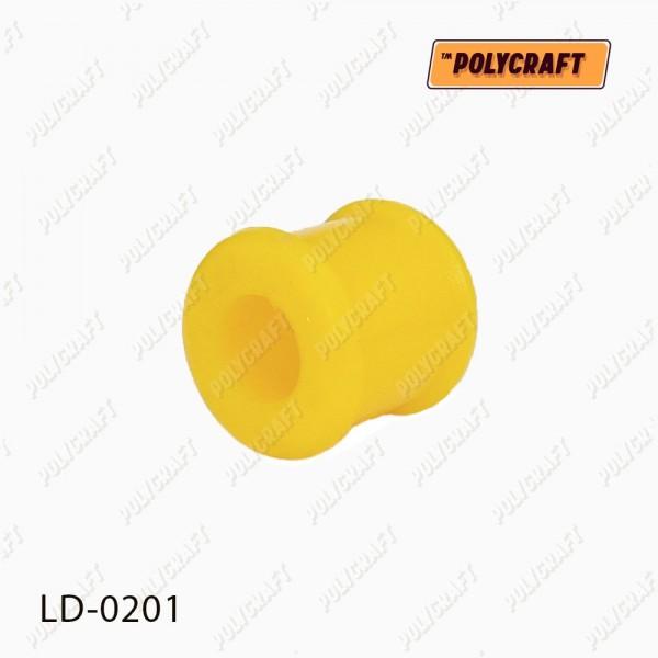 Поліуретанова втулка стійки стабілізатора переднього D=18 mm.