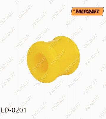 Поліуретанова втулка стійки стабілізатора переднього D=18 mm.   ld0201